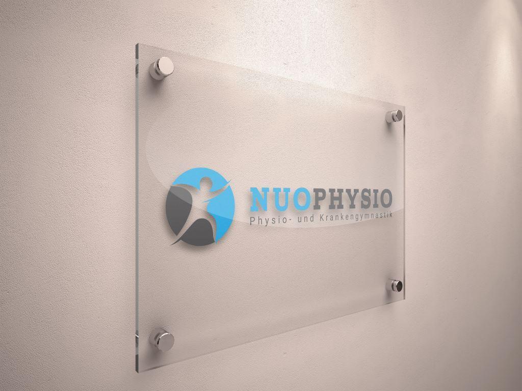 Arzt Logo Beispiel 3 - Logo für Krankengymnastik