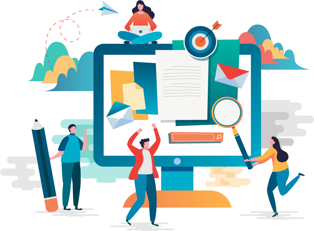 Digitales Praxismarketing - unser Leistungsangebot umfasst viele Bereiche.