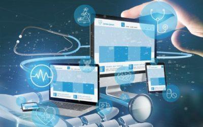 Beipiele und Inhalte eines Webdesigns für Ärzte